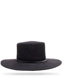 Worth Worth Bolero Fur Felt Hat