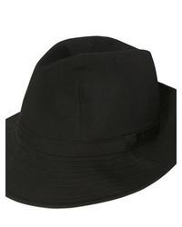 8c369b0be7c ... Yohji Yamamoto Wool Fedora Hat ...