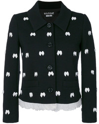 Moschino Boutique Bow Detail Jacket