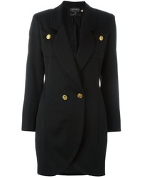 Chanel Vintage Fitted Smoking Jacket