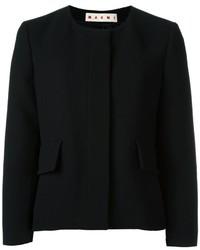 Marni Collarless Jacket