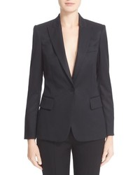 Stella McCartney Ps1 One Button Wool Jacket