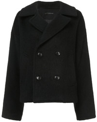 Y's Shaggy Wool Jacket