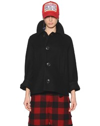 Dsquared2 Wool Cashmere Jacket