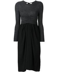 Isabel marant toile layered midi dress medium 5276023