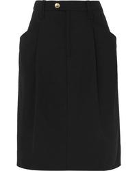 Chloé Wool Blend Skirt