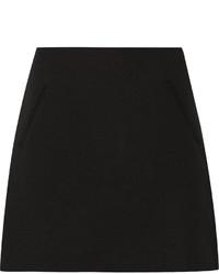Marni Wool Crepe Mini Skirt