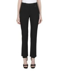 Givenchy Straight Leg Wool Pants