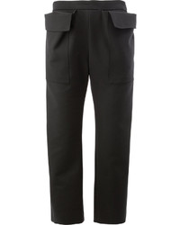 Maison Rabih Kayrouz Trousers With Exaggerated Pockets