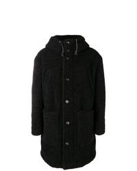 DSQUARED2 Wool Hooded Coat
