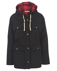 Woolrich Advisory Wool Insulated Mountain Parka