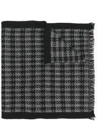 Canali Patterned Scarf