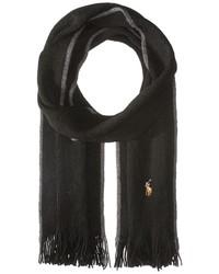 Polo Ralph Lauren Classic Lux Merino Wool Scarf Scarves