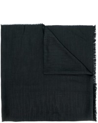 Lanvin Stitched Accent Scarf