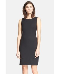 Betty2b stretch wool sheath dress medium 350398