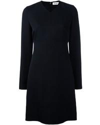 Courreges Courrges Long Sleeve Shift Dress
