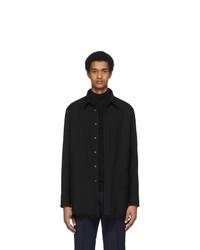 Valentino Black Virgin Wool Jacket