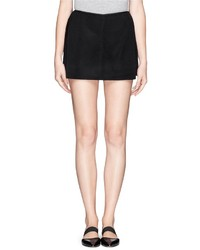 Nobrand Structured Layer Wool Cashmere Shorts