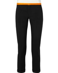 Haider Ackermann Gros And Med Wool Blend Slim Leg Pants