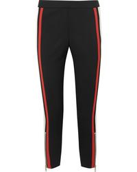 Alexander McQueen Med Wool Blend Skinny Pants