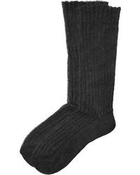 Etro Ribbed Knit Socks