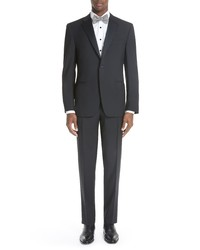 Canali 13000 Classic Fit Wool Mohair Tuxedo