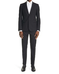 Saint Laurent Classic Fit Wool Suit
