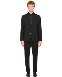 Dolce & Gabbana Dolce And Gabbana Black Martini Suit