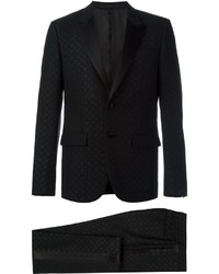 Givenchy Patterned Two Piece Suit