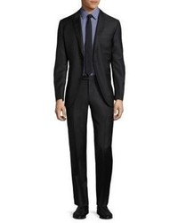 Pal Zileri Modern Fit Two Button Virgin Wool Suit