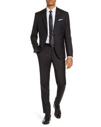 Ted Baker London Roger Slim Fit Wool Suit