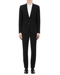 Saint Laurent Virgin Wool Two Button Suit