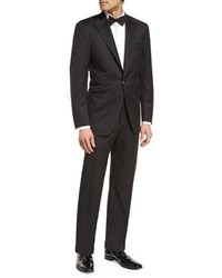Canali Wool Two Piece Tuxedo Suit