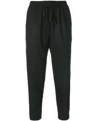 Forte Forte Tapered Cropped Trousers