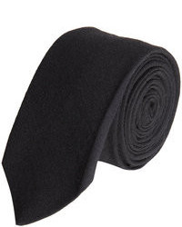 Ann Demeulemeester Solid Tie