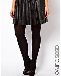 Asos Curve 80 Denier Black Tights