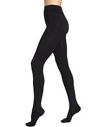 Bootights Luxe Semi Opaque Tights Black