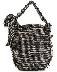 Simone rocha tweed tote bag medium 753180