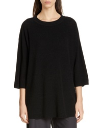 Eileen Fisher Organic Tunic Pullover