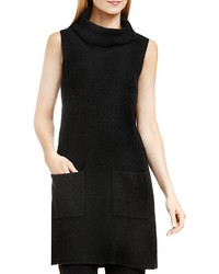 Vince Camuto Turtleneck Ribbed Boucl Tunic