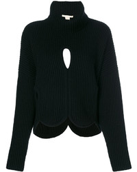 Antonio Berardi Cutout Turtleneck Sweater