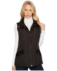 Vest w wool combo vest medium 5363012