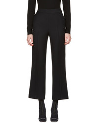Fendi Black Wide Leg Trousers