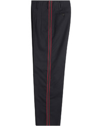 Golden Goose Deluxe Brand Golden Goose Wool Pants With Contrast Trim