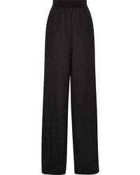 Maison Margiela Med Wool Wide Leg Pants