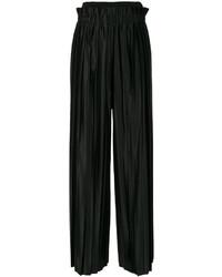 Maison Margiela Pleated High Waisted Trousers