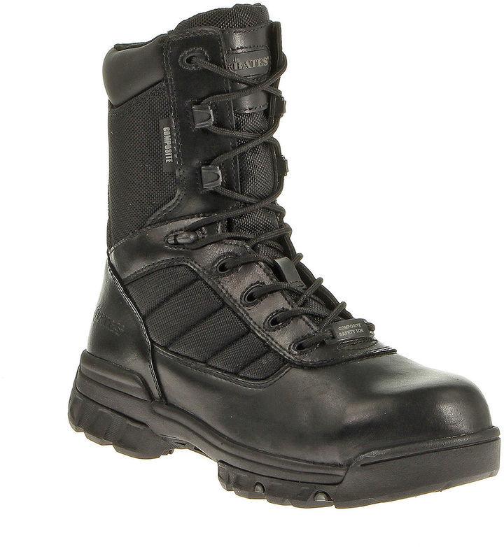 ... jcpenney Bates Bates 8 Tactical Sport Composite Toe Slip Resistant Work Boots