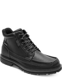 Rockport Gentlemans Waterproof Moc Toe Mid Boots
