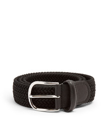 Andersons Andersons Woven Solid Belt