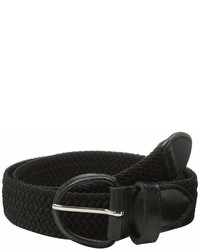 Florsheim Braided Elastic Stretch Belt 35mm